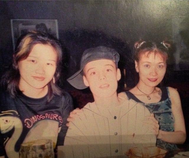 Гуф в Китае. 1993 год
