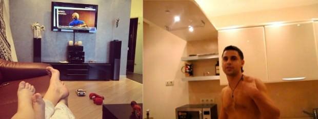 Фото из квартиры Пынзарей