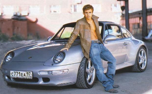 Porsche Андрея Губина