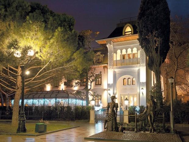 Отель Софии Ротару в Ялте