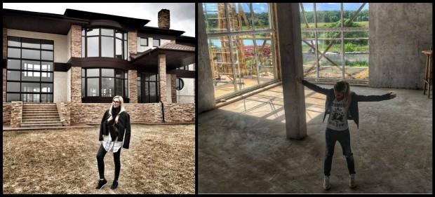 Фото загородного дома ольги бузовой и тарасова