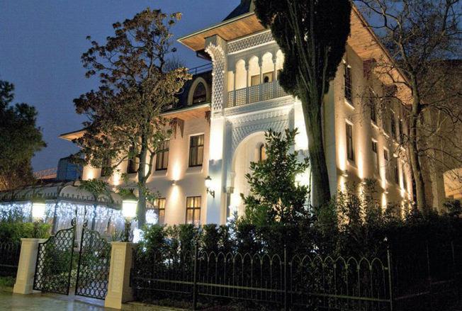 Отель Софии Ротару