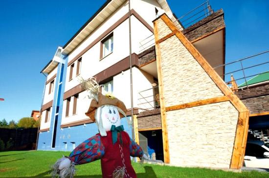 Дом Нагиева под Питером