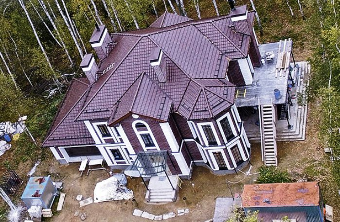 Дом Дмитрия Шепелева