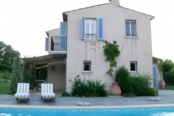 Дом, где летом отдыхает семья В. Бони