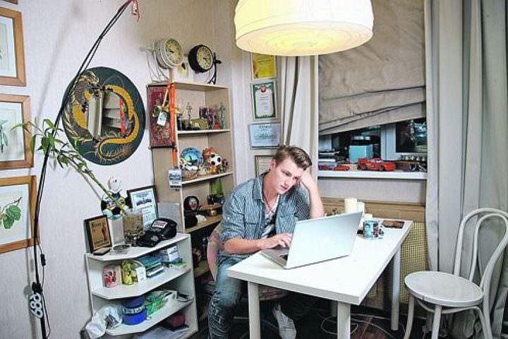 Кухня Алексея Воробьева