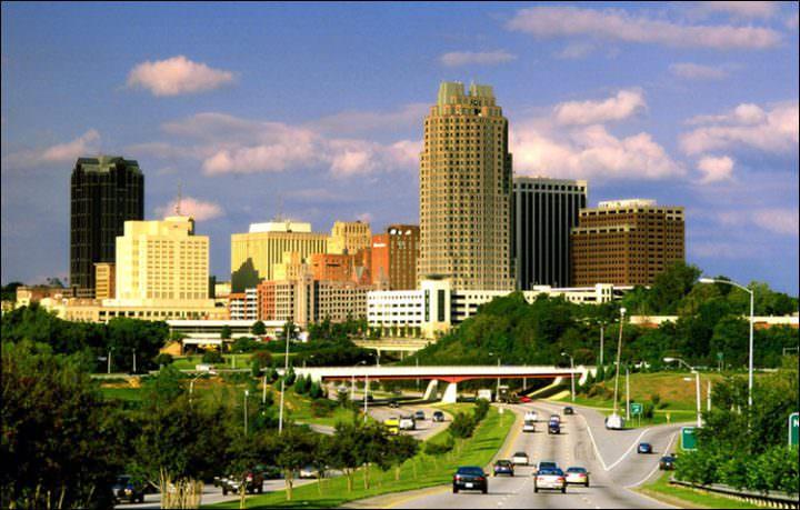 Роли, Северная Каролина
