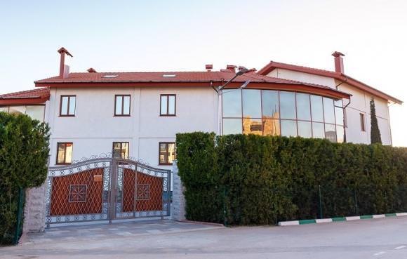 Дом Алсу в Крыму