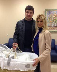 Ирина Круг с мужем Сергеем Белоусовым