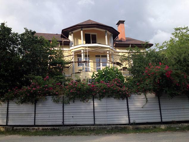 Загородный дом Стаса Михайлова