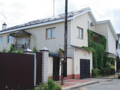 Дом, в котором проживала Ирина Круг с Михаилом и детьми
