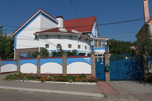 Дом Таисии Повалий