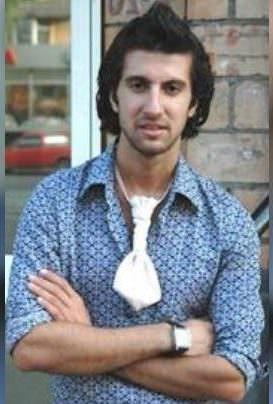 Амиран Сардаров в молодости