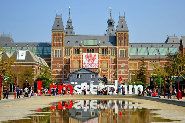 Государственный музей Амстердама