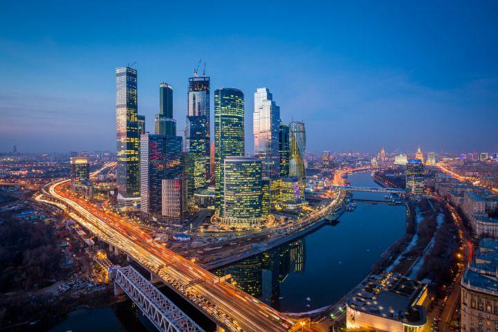 Рейтинг самых больших городов России