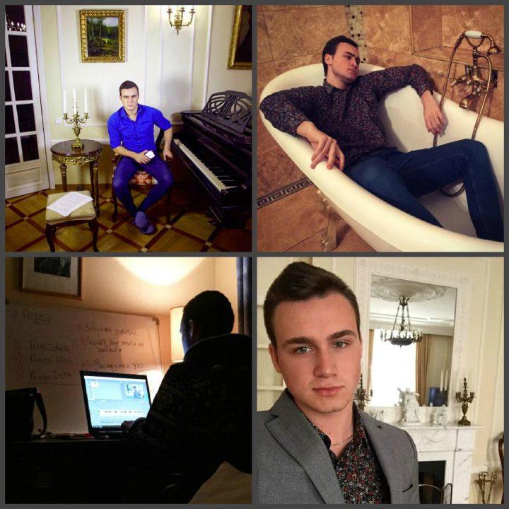 Квартира Николая Соболева