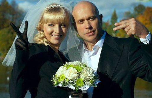 Сергей Дружко и Ольга Чурсина