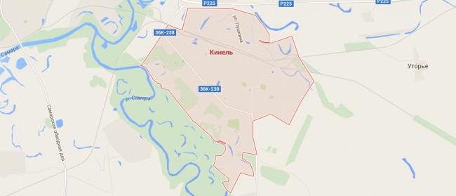 Кинель, Самарская область, Россия