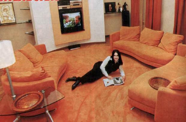 Квартира Софии Ротару