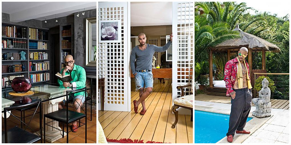 Фото Тимати с дома в Сен-Тропе