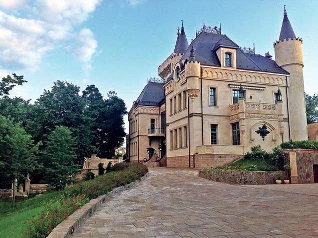 Дворец Аллы и Максима