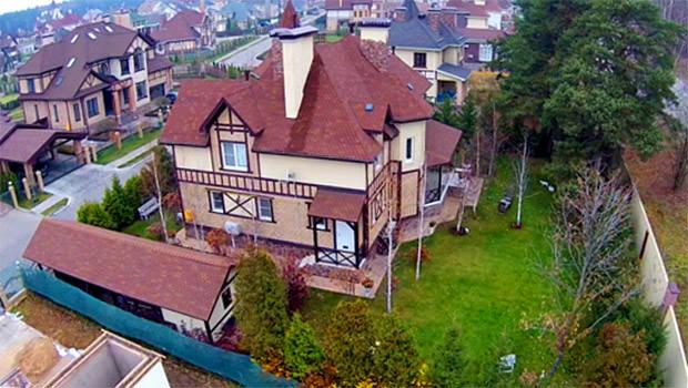 Дом Дмитрия Нагиева в Подмосковье