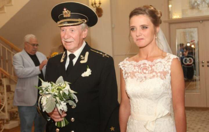 Свадьба Ивана Краско