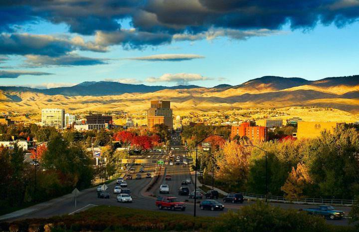 Бойсе, Айдахо