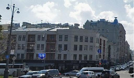 Дом, в котором живет Андрей Малахов