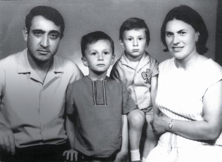 Валерий Меладзе в детстве