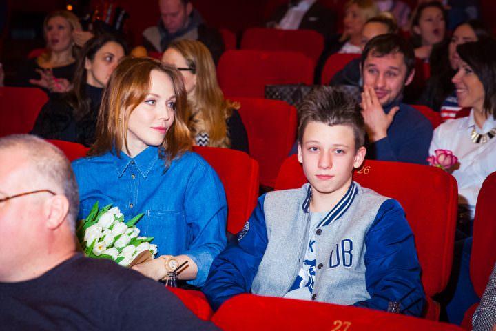 Старший сын Валерия Мезадзе и Альбины Джанабаевой