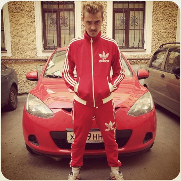 Машина видеоблоггера Ильич
