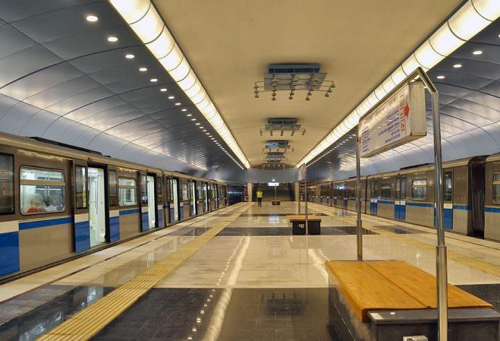 Города России в которых есть метро