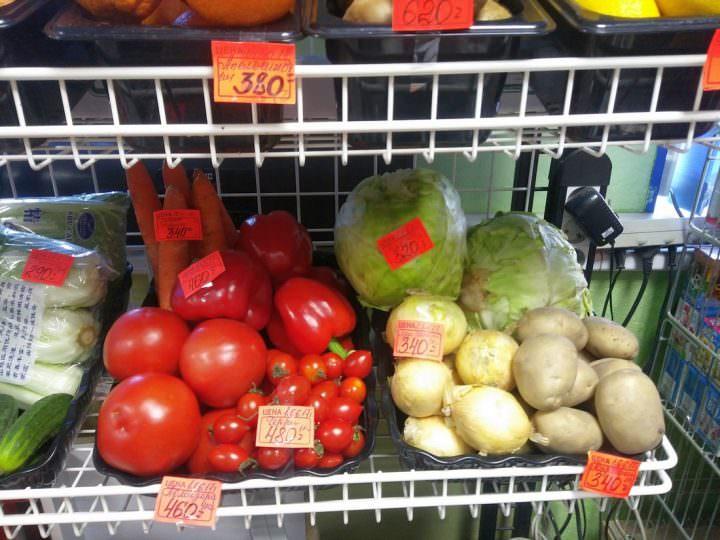 Цены в Билибино