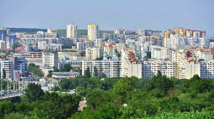 Высотные дома в Белгороде