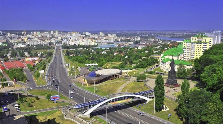 Мост в Белгороде