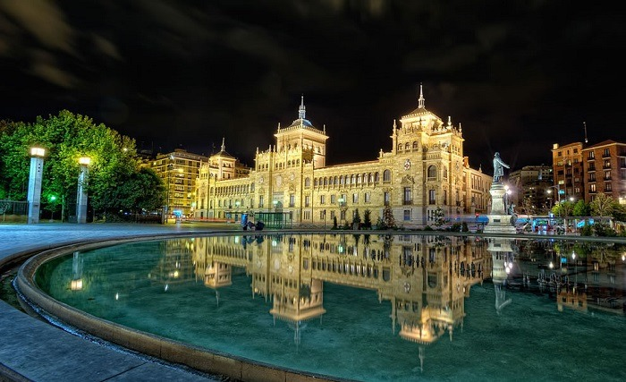 архитектура в испании