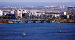 Мост в Воронеже
