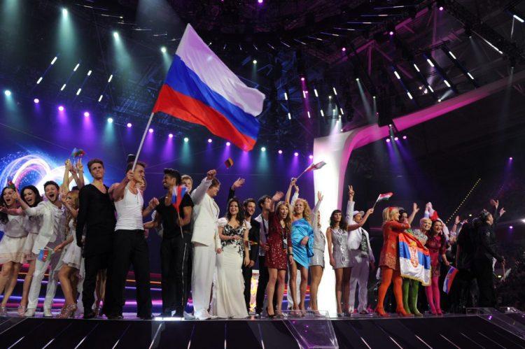 Алексей Воробьев Евровидение