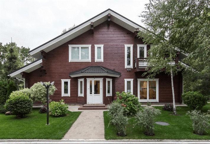 Дом Елены Краыец