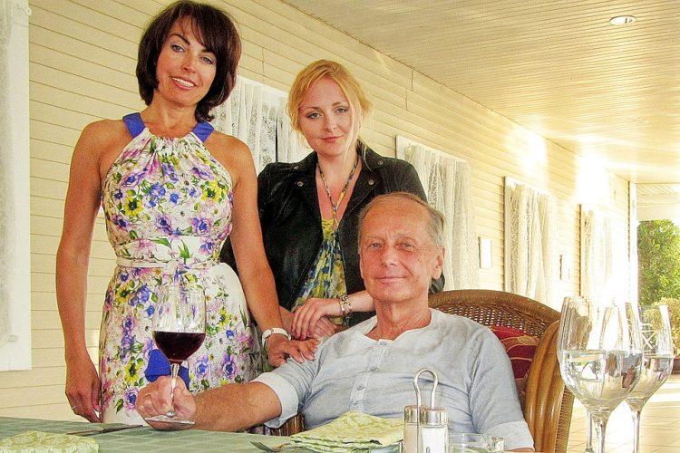 Михаил Задорнов семья