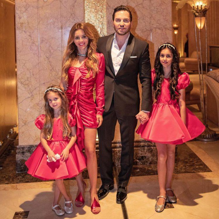 Александр Ревва семья